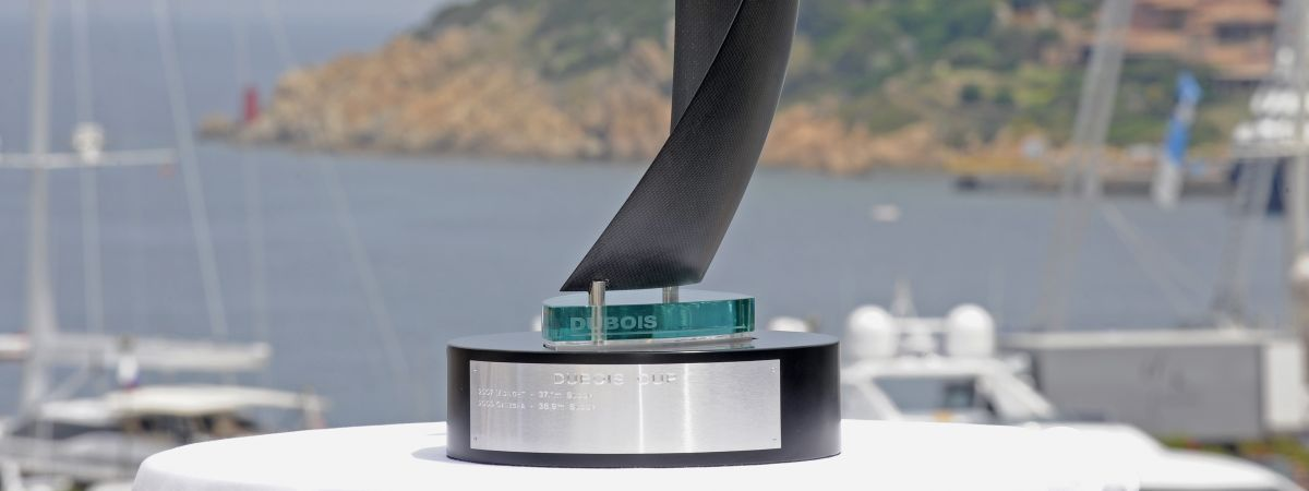 Trophy of the dubios cup