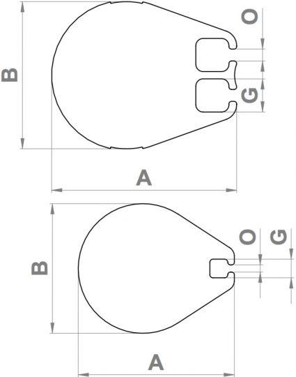 EF90 - Electric furling system - Reckmann